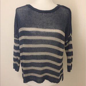 Denim Supply Ralph Lauren Knit Striped Sweater